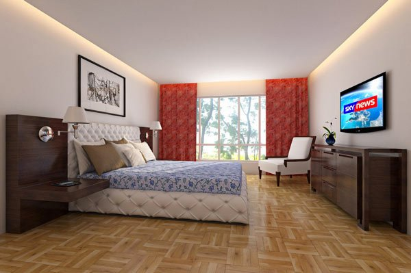 Extraordinary Girl's Bedroom Design