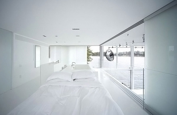 Glass House Bedroom