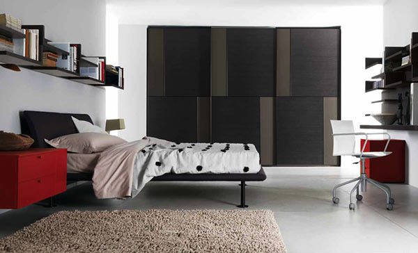 So Neat Boys Bedroom Design