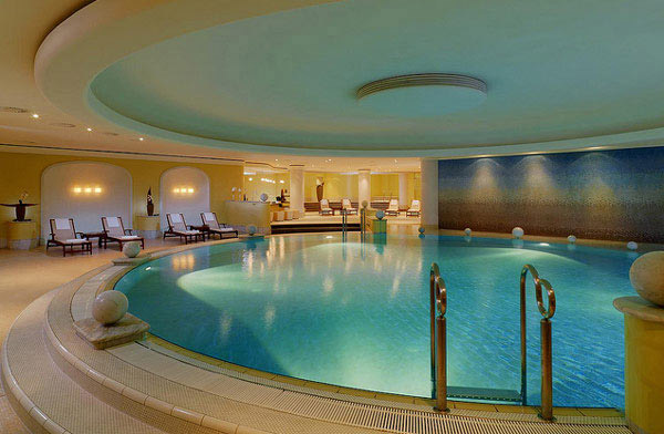 Simply Amazing Indoor Pool Design