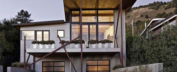 The Stunning Stinson Beach House in California