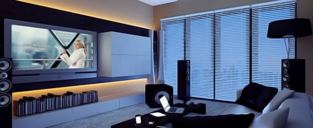 How to Set-Up a Fun Filled Entertainment Room