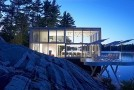 glass house in lakefield ontario