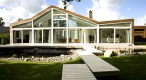 Villa Burgh-Haamstede: The Transpar