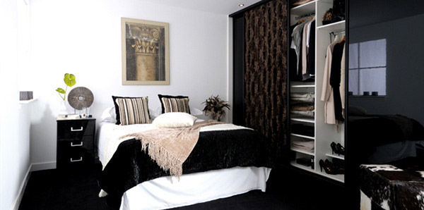 Animal Fur Interior Bedroom