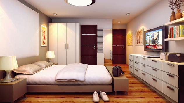 Smart storage tips for a clutter free bedroom home design lover Design a bedroom online free
