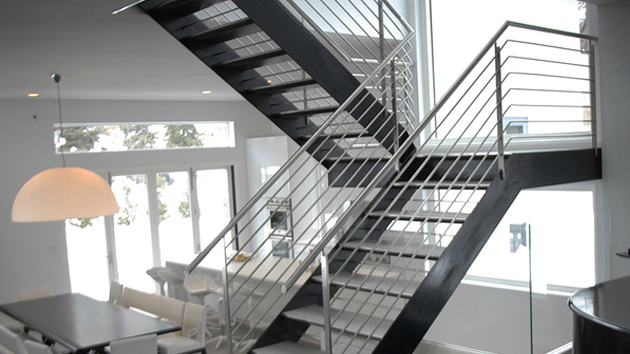 what to consider in choosing a staircase design | home design lover