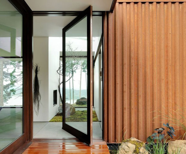 Eagle Ridge House Sliding Door