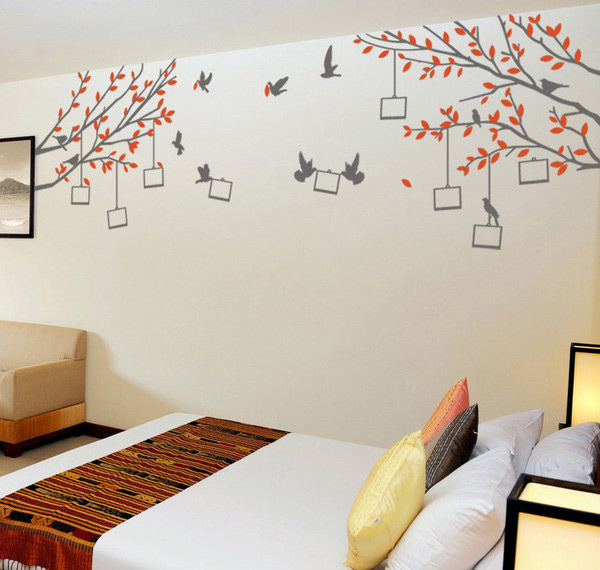 Enhance Your Walls With Vinyl Impressions Wall Stickers