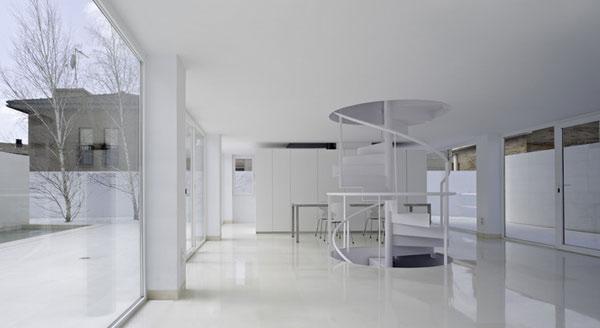 Moliner House Interior 1