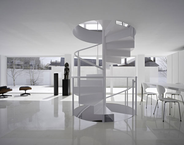 Moliner House Staircase