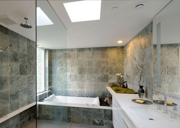 Eagle Ridge House Bathroom
