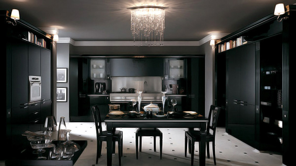 trendy kitchen designs from italy's scavolini | home design lover