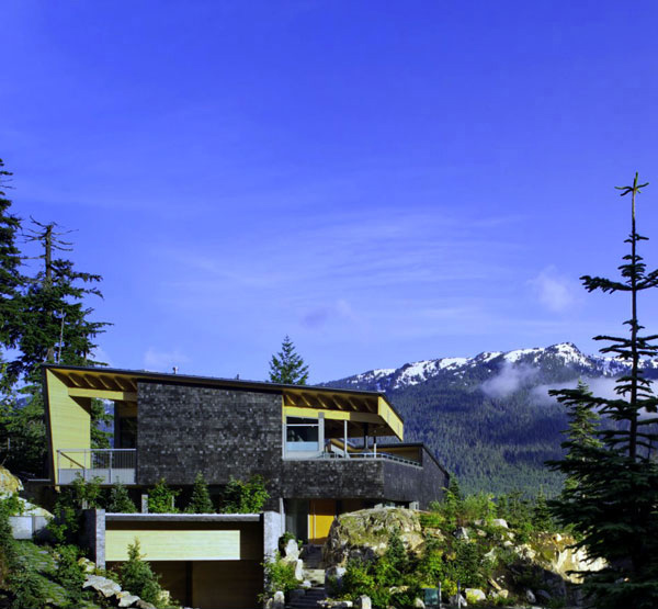 Whistler Residence Exterior