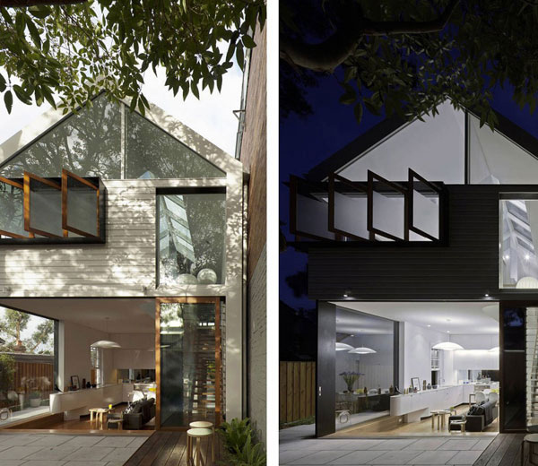Night and Day home design