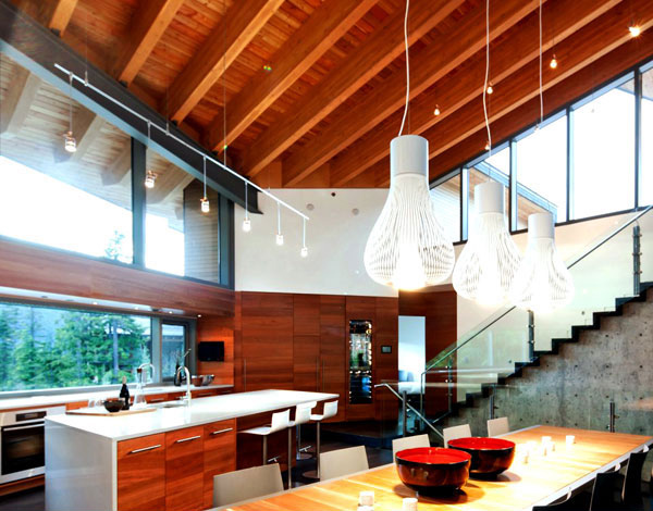 Whistler Residence Kitchen 1