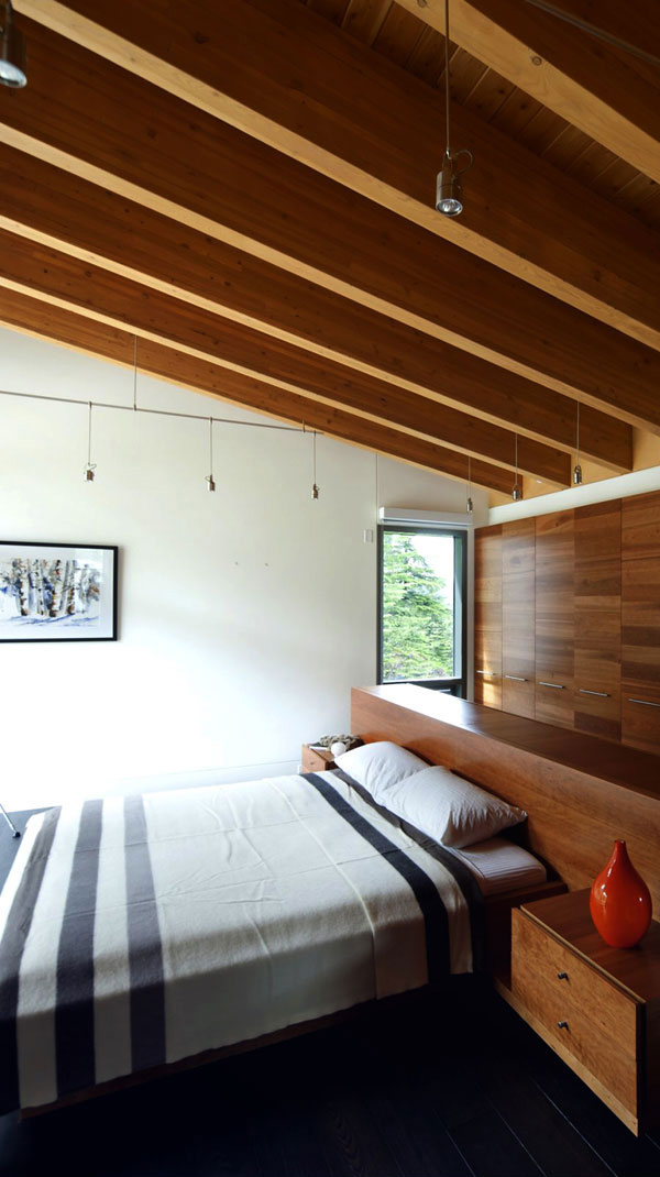 Whistler Residence Bedroom 1