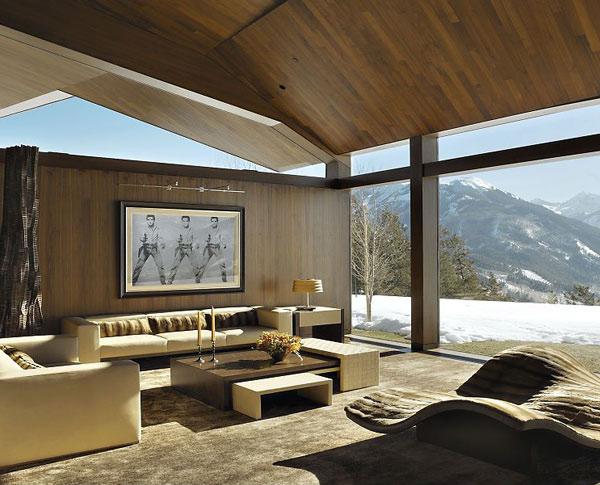 Wildcat Ridge Residence Living Room 2