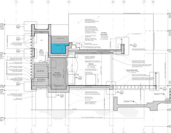 Beach Road 2 House Sketch Plan