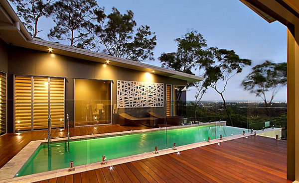 Treetops Residence Swimming Pool 2