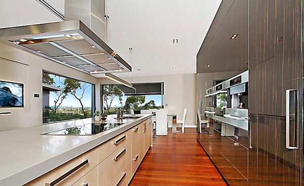 Treetops Residence Kitchen