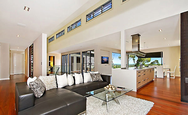 Treetops Residence Living Room
