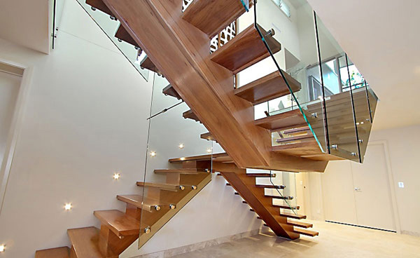 Treetops Residence Stairs