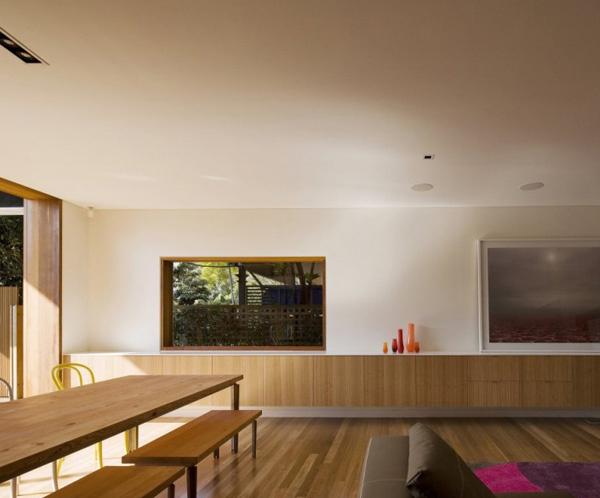Castlecrag Residence Dining Room