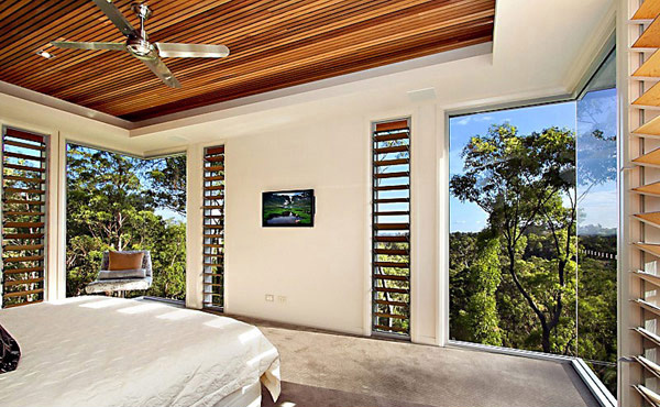 Treetops Residence Bedroom