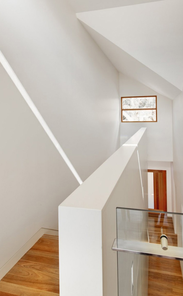 Castlecrag Residence Stairs