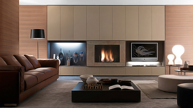 presotto wall units and bookcases with style and home design lover