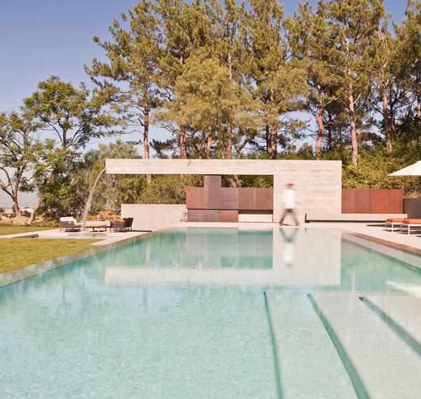 Stoneridge House Pool 1