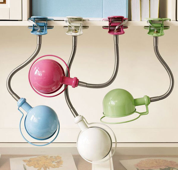 Multi Function Study And Task Lamps From Pottery Barn Teen Home Design Lover