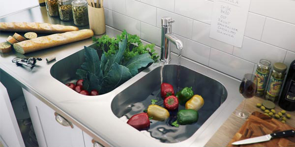 Know the different kitchen sink configurations