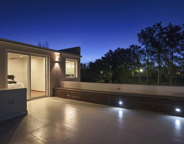 House RA Terrace