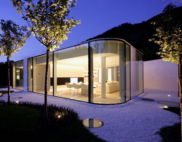 Lake Lugano House Exterior 3
