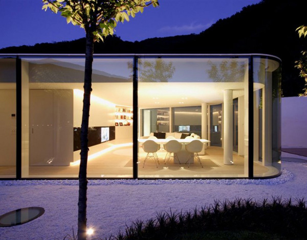 Lake Lugano House Exterior 4