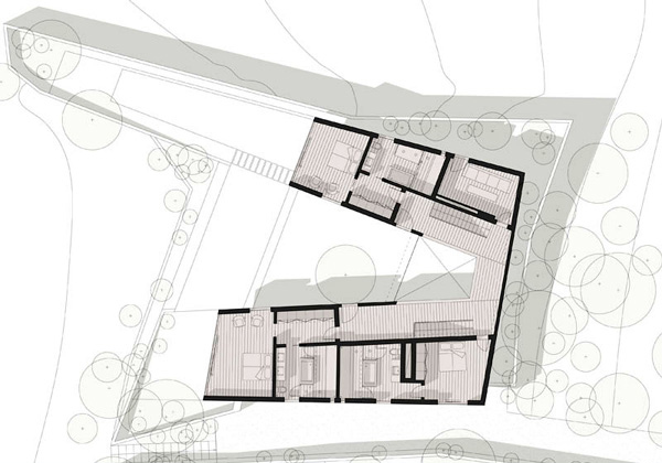 V2 Ashoka Canggu House Sketch Plan