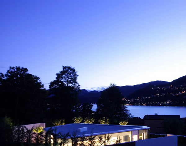 Lake Lugano House Exterior 5