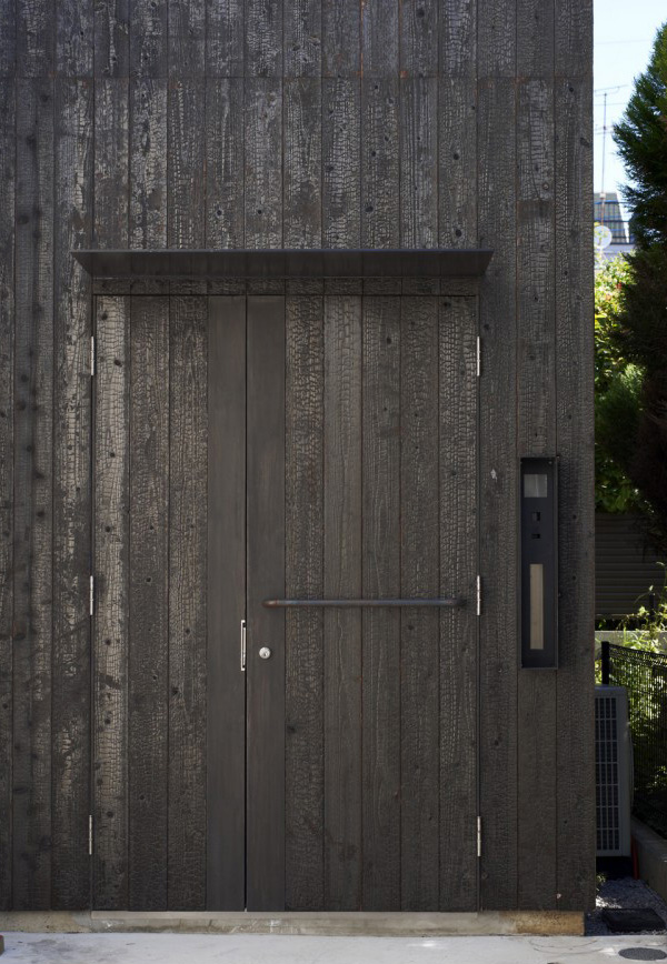 House in Futakoshinchi Door
