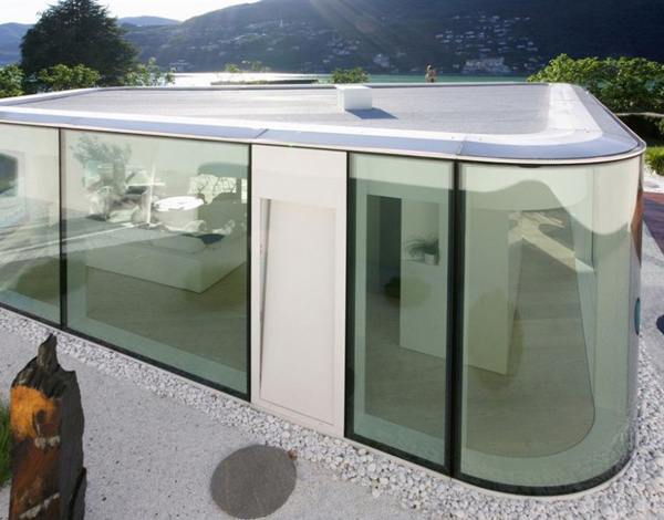 Lake Lugano House Exterior 1