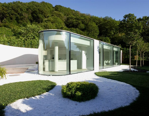 Lake Lugano House Exterior 2