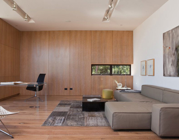 Stoneridge House Living Room