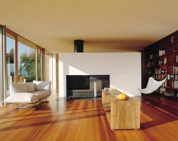 Lindau House Living Room