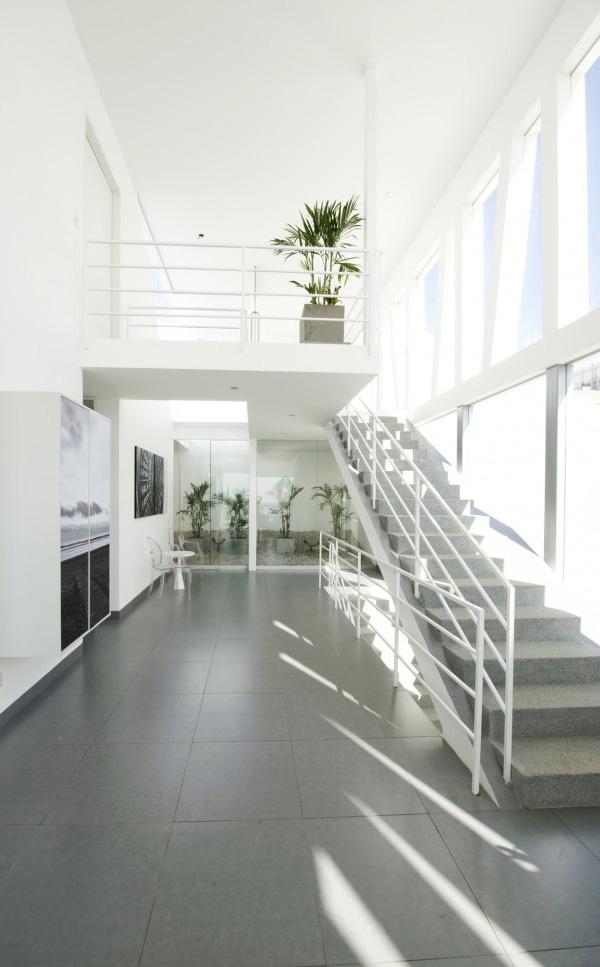 House El Playa Stairs
