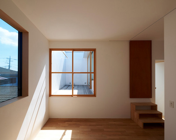 House in Futakoshinchi Interior 2