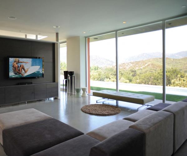 Lima Residence Living Room