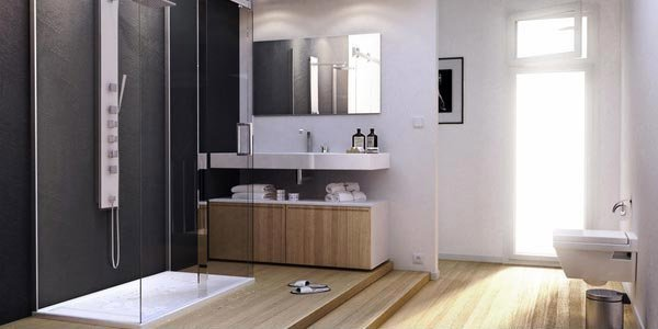 Choose apt faucets and showerheads