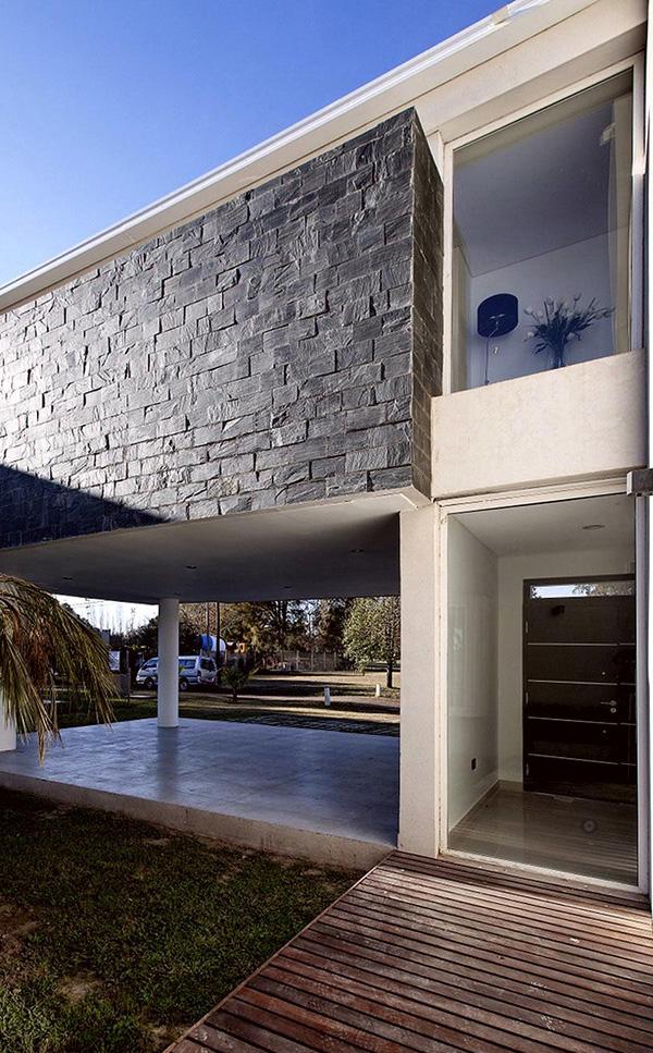 House RA Entrance