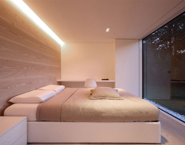Lake Lugano House Bedroom